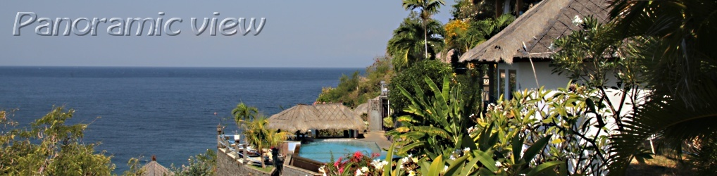 SELANG RESORT – best sea view  in Amed Bali