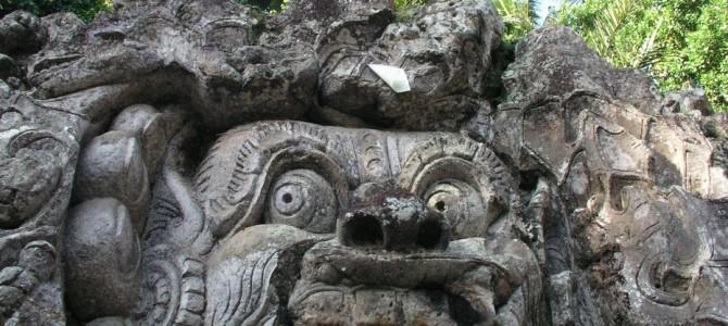 Bali výlet do Ubudu